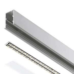 incasso LED bordi